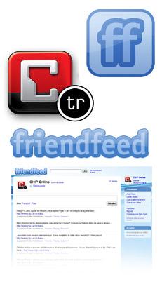CHIP Online FriendFeed sayfası açıldı...
