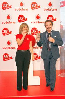 Vodafone'un 3G+ yatırımları