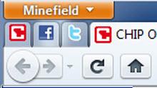 Firefox 4'e App-Tabs özelliği eklendi