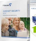 5 - F-Secure Internet Security 2010