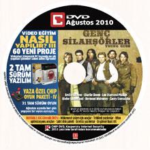 DVD Ağustos 2010