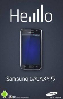 Samsung reklamı iPhone 4 ile alay ediyor