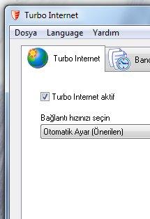 Turbo Internet hayal değilmiş