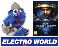StarCraft II oynuyoruz!