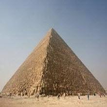Keops Piramidi'nin sırrı çözülecek