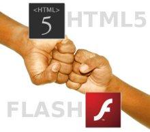 Flash - HTML5