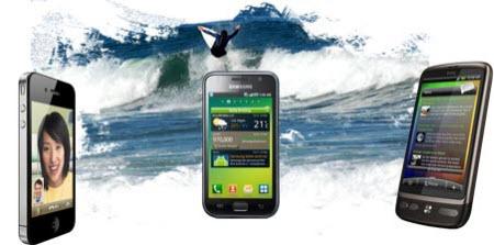 Mobil uygulamalar yazın