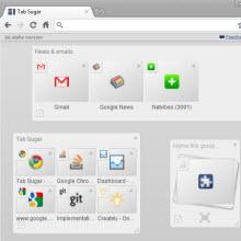 Chrome'ın çözümü: Tab Sugar
