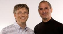 Bill Gates ve Steve Jobs hakkında...