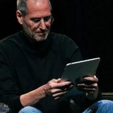Steve Jobs'u soydular!
