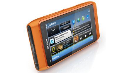 Nokia N8 satışları iPhone'un çok gerisinde kaldı!