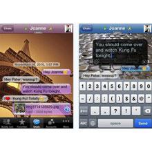 Trillian, Meebo ve BlackBerry Messenger