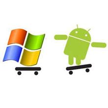 2 işletim sistemi bir arada tablet PC!