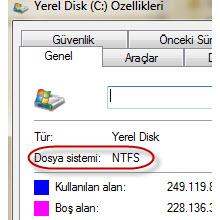 Bu dosya türlerini hangi işletim sistemleri tanır?