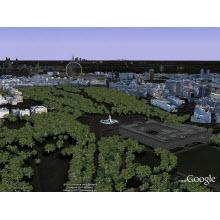 Kraliyet düğünü güzergahı Google Earth'da!
