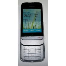 Kızaklı Nokia Touch and Type sızdı!