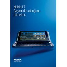 Nokia E7 için ön sipariş verin, ilk siz sahip olun