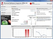 Personal Software Inspector: Her zaman güncel
