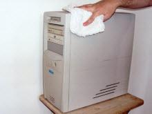 Temizliğe hazırlık