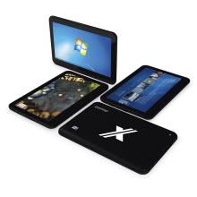 Windows'lu ilk tablet PC, Exper'den!