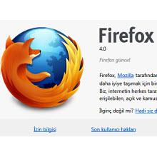 Firefox 4, 100 milyon kez indirildi!
