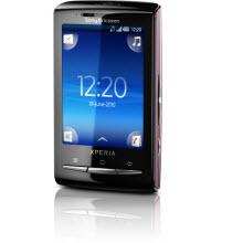 Xperia X10 mini ile Android kolaylığı cepte!