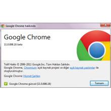 Chrome 11, sesten metne dönüştürme işleviyle geldi
