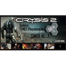 Crysis 2, Playstore.com'da satışa sunuldu!