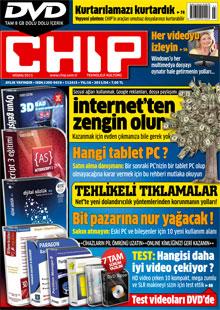 CHIP Nisan 2011
