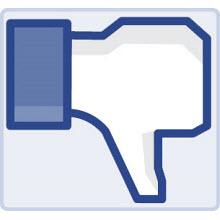 Sahte 'Beğenmedim' düğmesi Facebook'da yayılıyor!