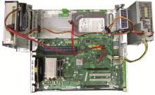 Mikro sunucunun test modelinin özellikleri