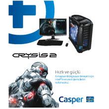 Crysis 2'den yüksek performans isteyenlere