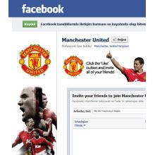 Manchester United, Facebook stratejisini açıkladı!