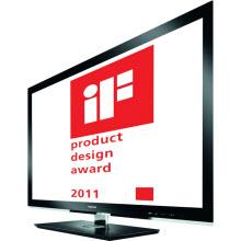 Toshiba TV 2011 IF tasarım ödülü kazandı