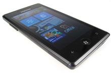Samsung Omnia 7: Windows'la onuncu sırada...