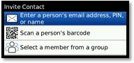 BlackBerry Messenger için ipuçları!