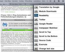 Apple'dan iCab'a bir garip yasak...