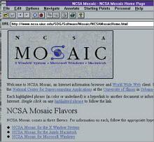 Windows 3.1 ve Mosaic