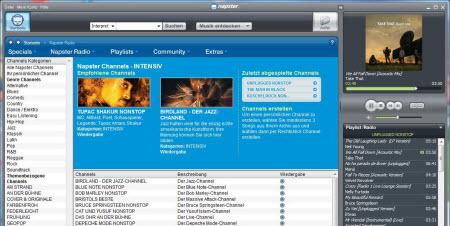 Napster ve Yahoo