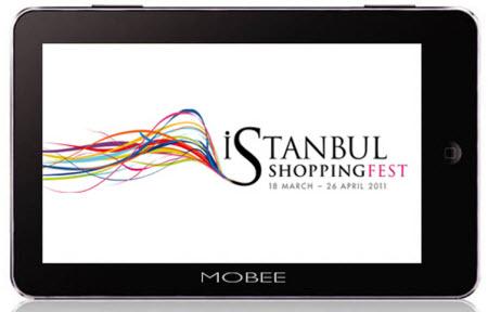 Shopping Fest'e özel fiyatlı tablet!