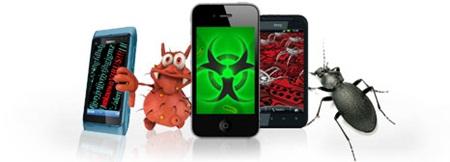 Cep telefonu ve virüsler!