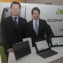 Acer, Win 7'li ve Android'li tabletlerini tanıttı!