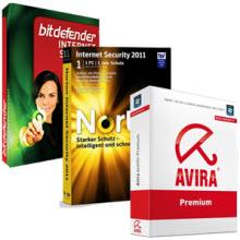 2011'in en iyi güvenlik yazılımları ortaya çıktı!