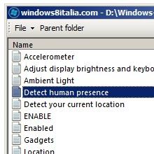 Windows 8 yüzümüzü tanıyabilir!