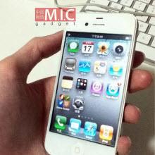 Bu telefon bir iPhone 5 prototipi mi?