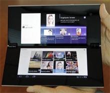 iPad'e 1 değil, 2 gözdaüı birden!