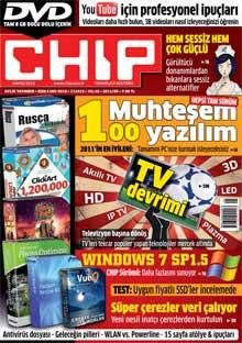 CHIP Mayıs 2011