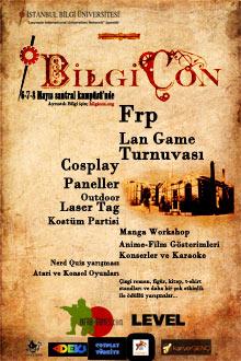 Mayısın ilk haftası herkes BigiCON'da olacak