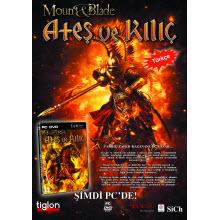 Mount & Blade: Ateş ve Kılıç yakında mağazalarda!