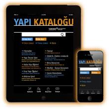 Yapı Kataloğu'nun iPhone uygulaması yayında!